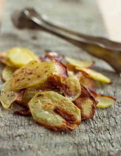 Bekonowe Chipsy