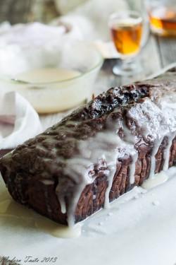 Cukiniowe – czekoladowe z Amaretto