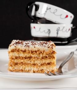 Rafaello – ciasto kokosowe
