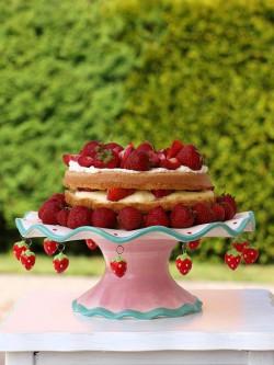 szwedzki letni tort