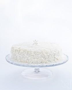 Tort bezglutenowy kokosowy