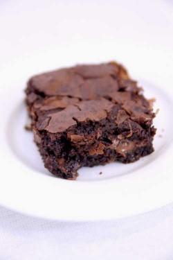Łaciate brownie