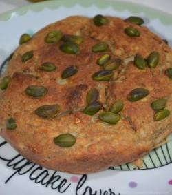 aromatyczne ciasto z gruszką :)