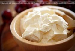 Biały czekoladowy krem
