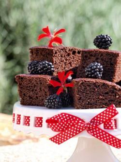 Brownie z cukinią (beztłuszczowe)