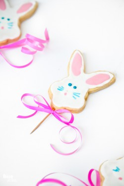 Bunny Cookies DIY