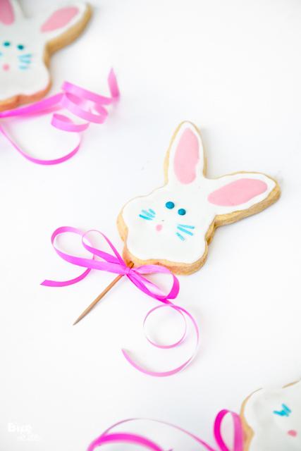 Bunny Cookies DIY
