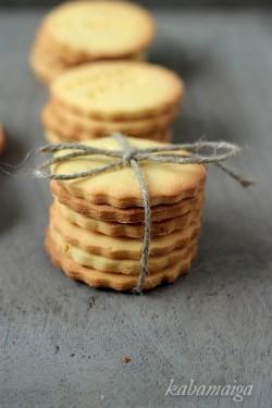 Ciasteczka cytrynowo-kukurydziane
