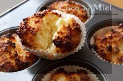 Coco au Miel – Ciastka kokosowe