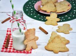 Cynamonowe ciasteczka dla św.Mikołaja