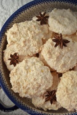 cytrynowe kokosanki z anyżem