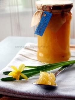 dżem ananasowy