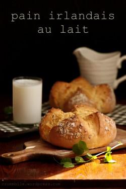 Irlandzki chleb na mleku