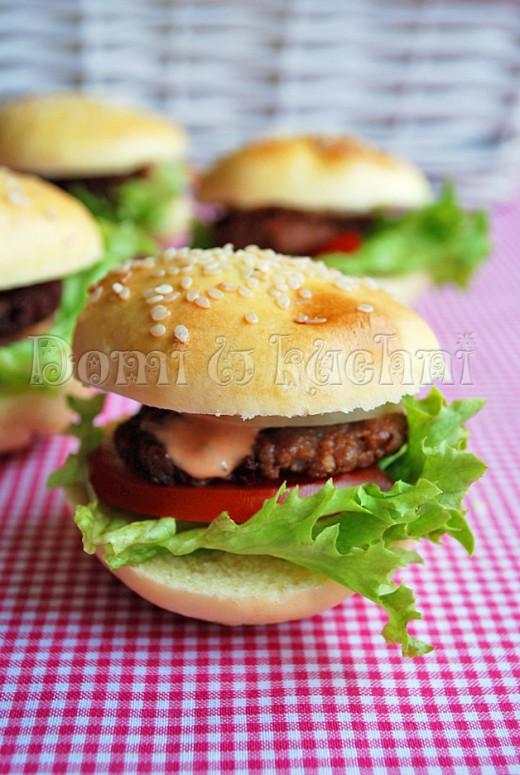 jednokęsne burgery