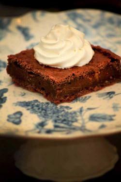 Jesienne ciasto czekoladowo-dyniowe