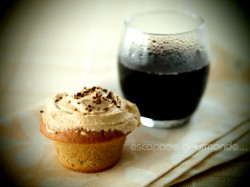 Kawowe cupcakes