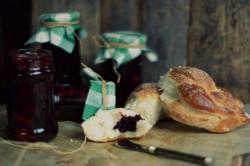 Konfitura truskawkowo-jagodowa