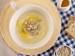 Krem z selera i pietruszki