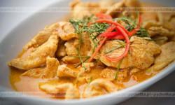 Kurczak w curry Anny
