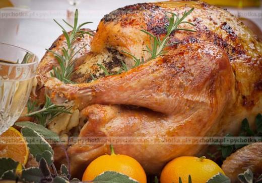Kurczak z nadzieniem