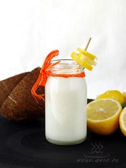 lemoniada kokosowa