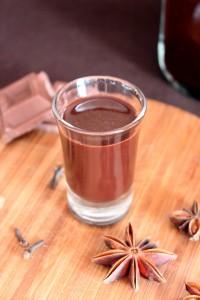 Likier czekoladowo – piernikowy