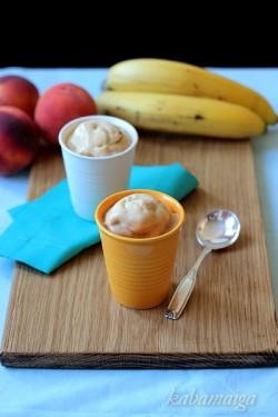 lody bananowo-nektarynkowe