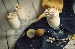 Mrożony deser bezowo-cytyrnowy