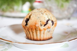 Muffinki z czekoladą.