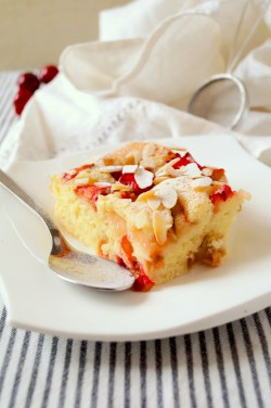 muffinkowe ciasto z owocami