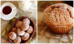 Muffiny bananowe na maślance