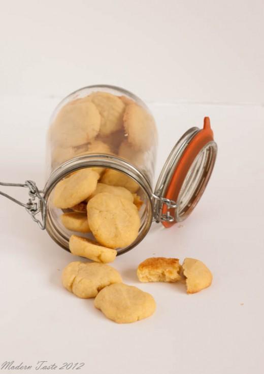 Siła prostoty – waniliowe ciasteczka maślane