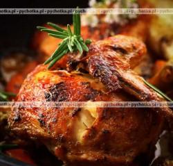 Skrzydełka kurczaka po azjatycku z grilla