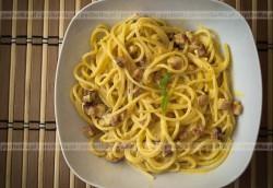 Spaghetti corbona Marty