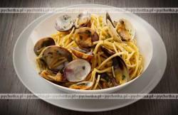 Spaghetti z małżami Iwony