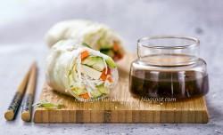 Spring rolls z tofu