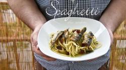 Sycylijskie spaghetti z sardynkami