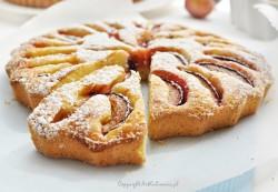 Szybkie ciasto ze śliwkami | ArtKulinaria