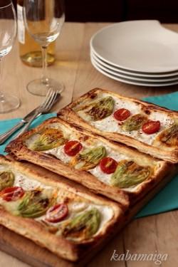 tarta z gorgonzolą