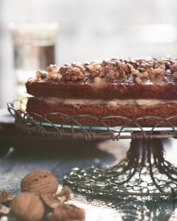 tort z miodowym kremem bezglutenowy