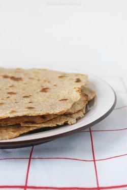 Tortille pszenno � razowe