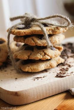 weganskie ciasteczka pieguski bezglutenowe