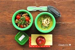 Zdrowy lunch do pracy