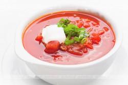 Zupa pomidorowo-paprykowa ( zimowa )