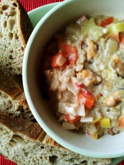 Siostrzany gulasz Sister's Stew