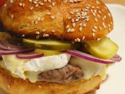 Burger a'la francuski