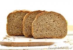 Chleb orkiszowy z kminkiem