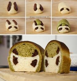 Chleb panda