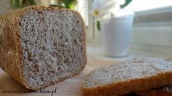 Chleb pszenny razowy z automatu