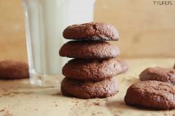 Ciasteczka czekoladowe.